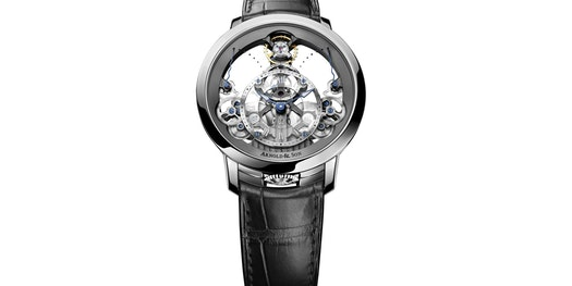 Arnold & Son Time Pyramid is the apex of luxury