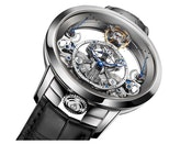 Imported Image - Arnold & Son Time Pyramid is the apex of luxury