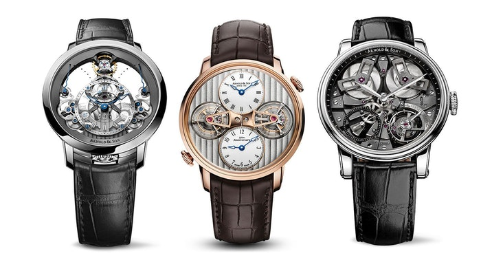 New Global Strategic Partner Arnold & Son