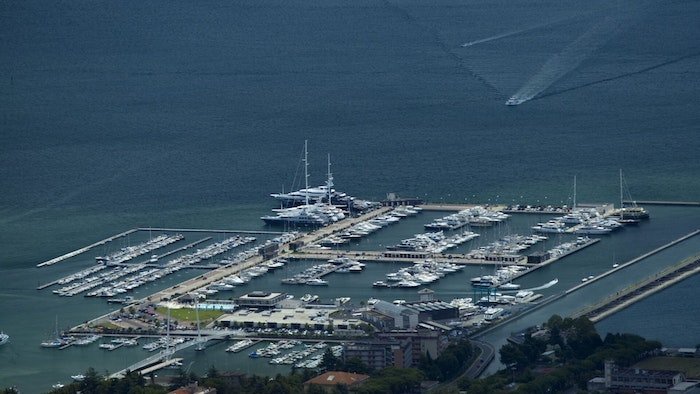 BERTH RATE SPECIAL AT PORTO MIRABELLO THROUGH MAY 2015