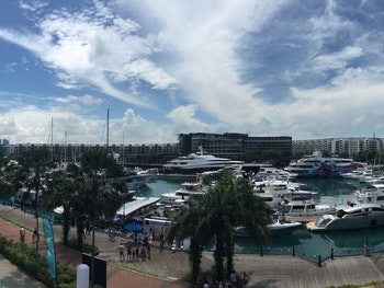 SINGAPORE YACHT SHOW WRAP UP