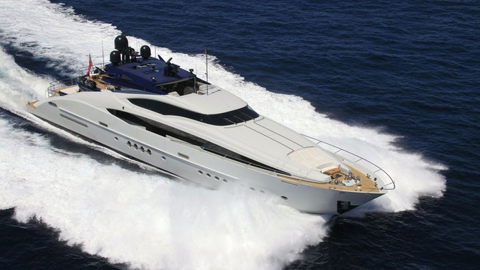 PRICE REDUCTION OF SUPERYACHT ONENESS