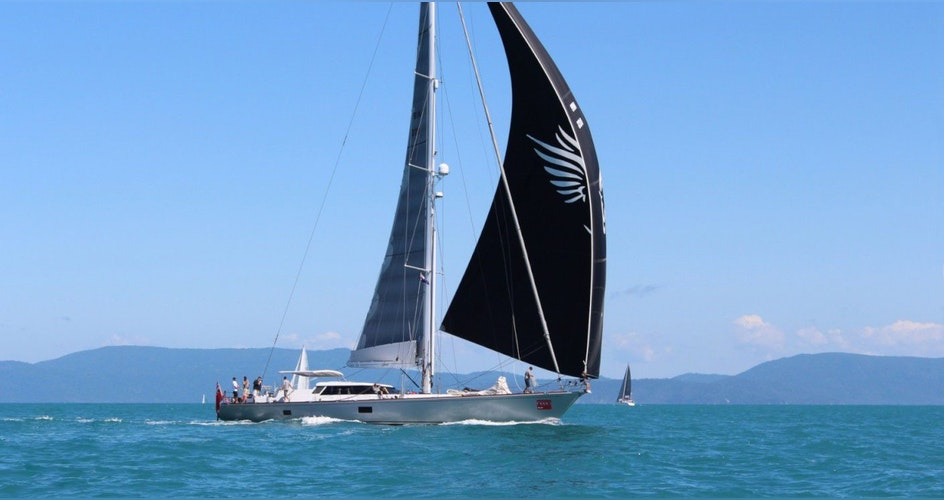SAILING YACHT SPIRIT NOW FOR SALE WITH NORTHROP & JOHNSON