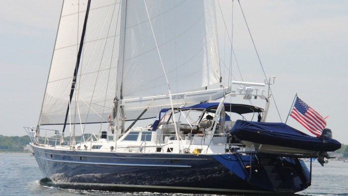ARIADNE YACHT FOR SALE WITH NORTHROP & JOHNSON