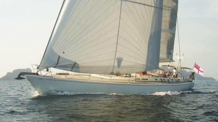 LUXURY SAILING YACHT ASPIRATION FOR SALE WITH NORTHROP & JOHNSON