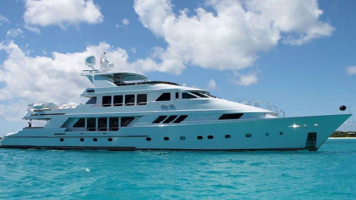 SUPERYACHT LADY BEE FOR SALE WITH NORTHROP & JOHNSON