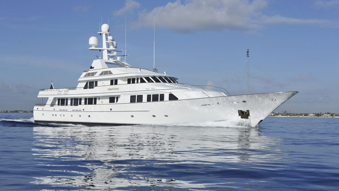 GRAVITAS NOW FOR CHARTER WITH NORTHROP & JOHNSON