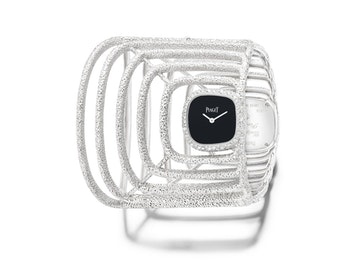 EXTREMELY PIAGET CUFF-WATCH