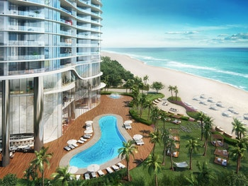 SETTLE DOWN IN SUNNY ISLES