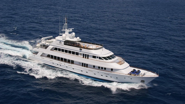 IONIAN PRINCESS FOR SALE WITH NORTHROP & JOHNSON