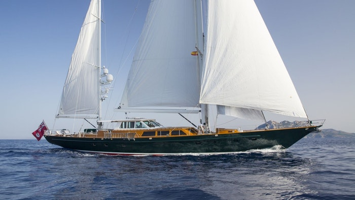SAILING SUPERYACHT KEEWAYDIN PRICE REDUCTION