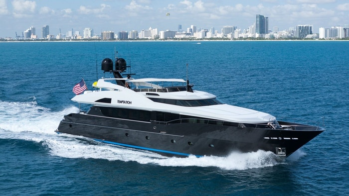 TEMPTATION FOR CHARTER WITH NORTHROP & JOHNSON