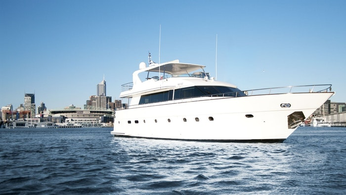 LUXURY YACHT PEARL NOW FOR CHARTER WITH NORTHROP & JOHNSON