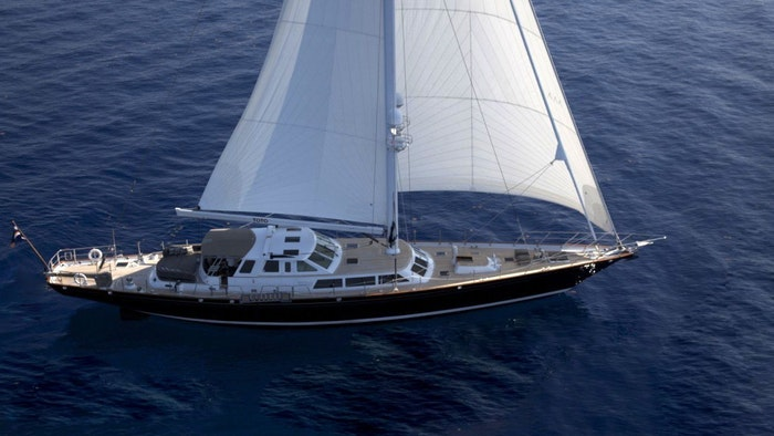 SAILING YACHT TOTO NOW FOR SALE WITH NORTHROP & JOHNSON