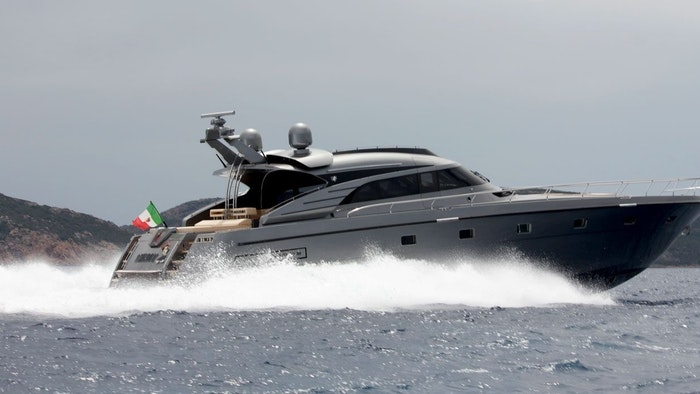SUPERYACHT SWAGGY IS NOW FOR SALE WITH NORTHROP & JOHNSON