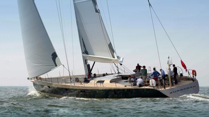 SAILING YACHT ZURBAGAN FOR SALE
