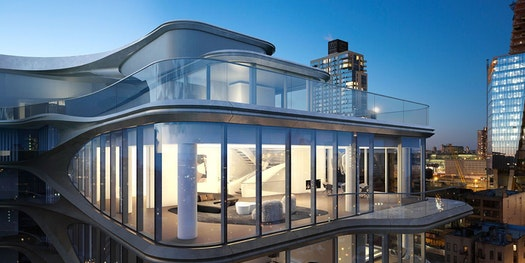 APARTMENT DESIGNED BY ZAHA HADID NOW ON THE MARKET