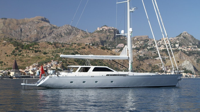 SAILING YACHT SILVERLINING PRICE REDUCTION