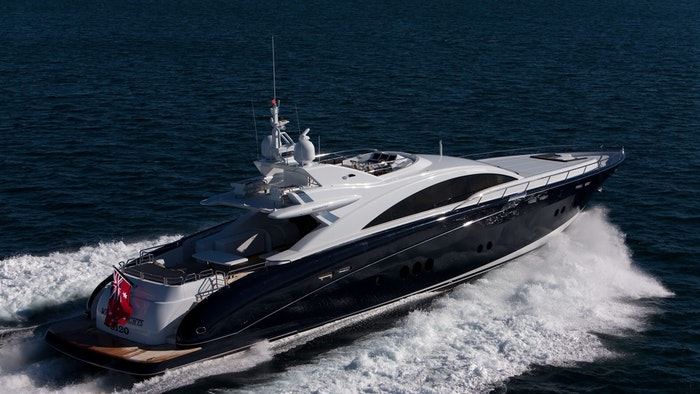 LUXURY YACHT QUANTUM NOW FOR CHARTER WITH NORTHROP & JOHNSON