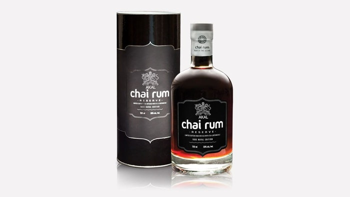 NORTHROP & JOHNSON PARTNERS WITH CHAI RUM