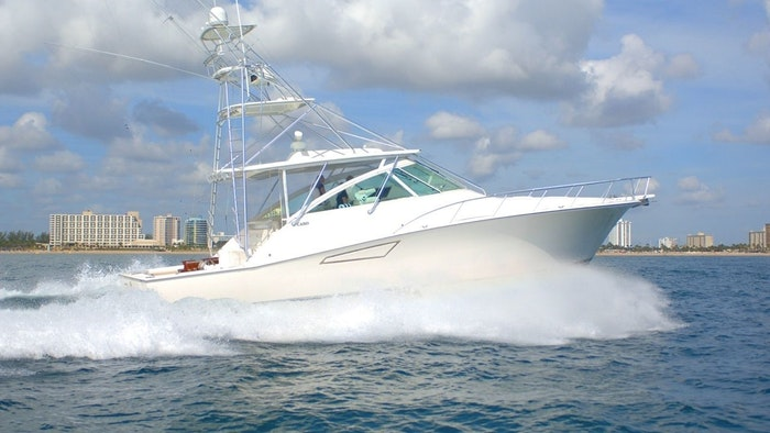 MOTOR YACHT 52 CABO SOLD BY NORTHROP & JOHNSON