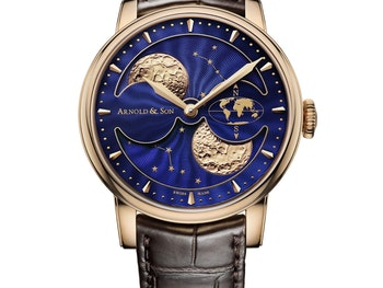 Imported Image - THE HM DOUBLE HEMISPHERE PERPETUAL MOON BY ARNOLD & SON