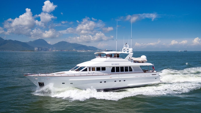 MOTOR YACHT MY ISSUE FOR SALE