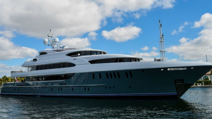 SOVEREIGN NOW FOR CHARTER WITH NORTHROP & JOHNSON