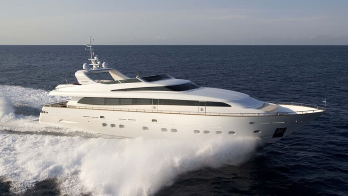 SUPERYACHT OVERSIDE II NOW FOR SALE WITH NORTHROP & JOHNSON