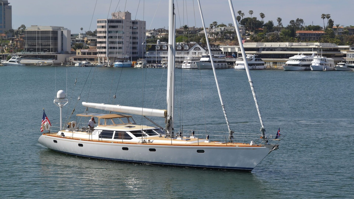 SAILING YACHT MEHETABEL FOR SALE