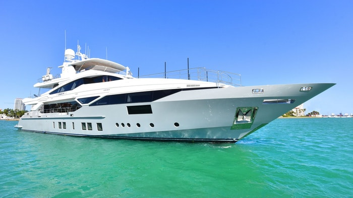 SUPERYACHT DREW NOW FOR SALE