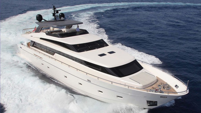 LUXURY YACHT INDIGO FOR CHARTER WITH NORTHROP & JOHNSON
