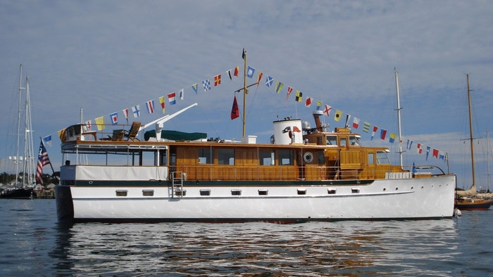 MOTOR YACHT SS SOPHIE FOR SALE
