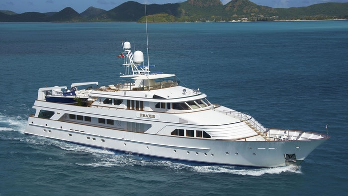 PRAXIS NOW FOR CHARTER WITH NORTHROP & JOHNSON