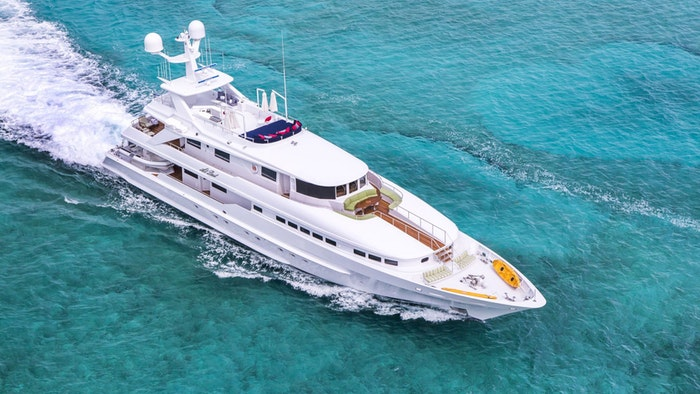 M/Y AT LAST PRICE REDUCTION