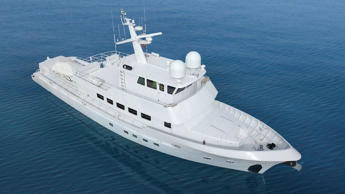 MOTOR YACHT NORTH STAR FOR SALE