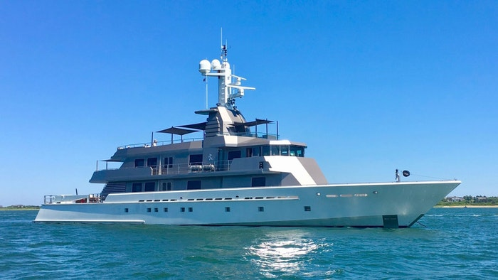 MIZU NOW AVAILABLE FOR CHARTER WITH NORTHROP & JOHNSON