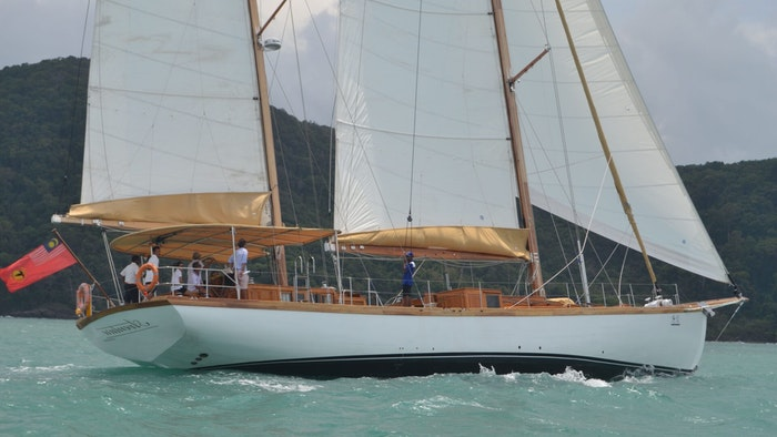 SAILING YACHT AVENTURE PRICE REDUCTION