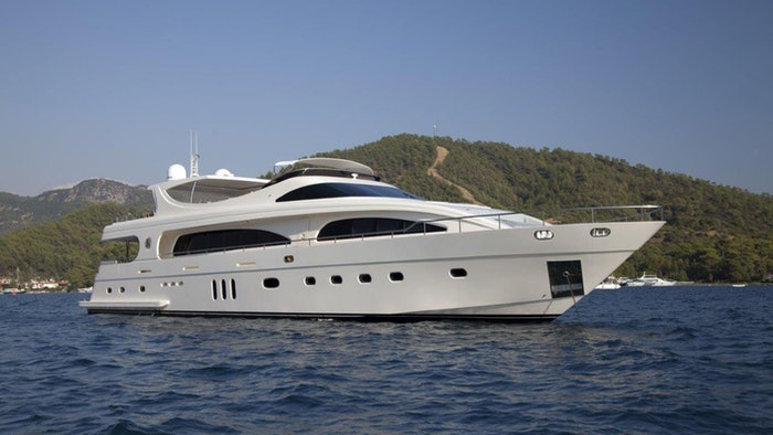MOTOR YACHT M&M NOW FOR SALE WITH NORTHROP & JOHNSON
