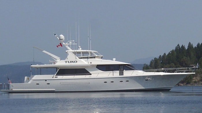 MOTOR YACHT TUKO NOW FOR SALE