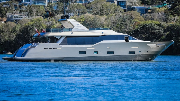 MOTOR YACHT SHADOW NOW FOR CHARTER WITH NORTHROP & JOHNSON