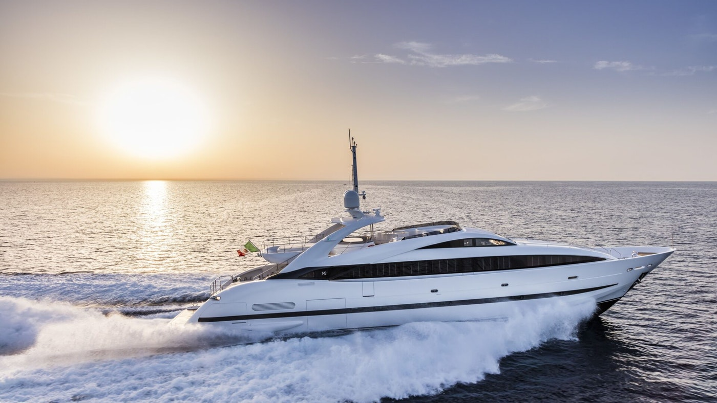 MOTOR YACHT CLORINDA NOW FOR SALE WITH NORTHROP & JOHNSON