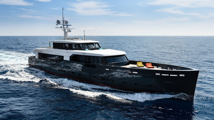 SUPERYACHT LOGICA SOLD BY NORTHROP & JOHNSON