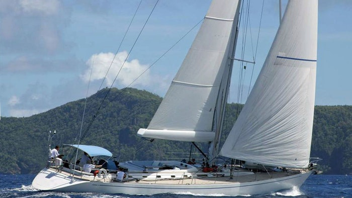 SAILING YACHT BALEINE FOR SALE WITH NORTHROP & JOHNSON