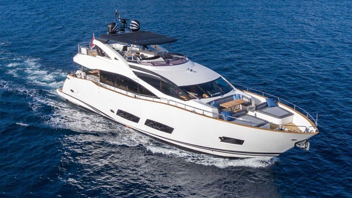 MOTOR YACHT SUNSEEKER 28MFOR SALE WITH NORTHROP & JOHNSON