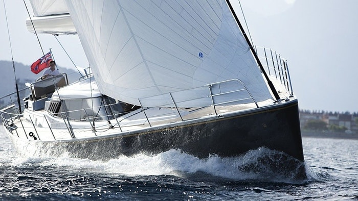 SAILING YACHT TWO SOLD AT AUCTION