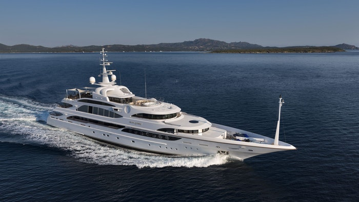 SUPERYACHT MINE GAMES NOW FOR CHARTER
