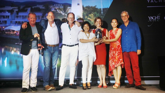 """NORTHROP & JOHNSON ASIA WINS """"BEST ASIAN-BASED CHARTER COMPANY"""""""