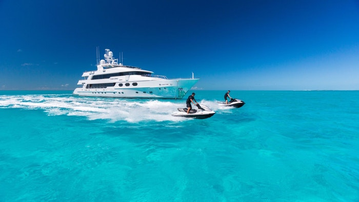 SUPERYACHT CASINO ROYALE NOW FOR CHARTER WITH NORTHROP & JOHNSON