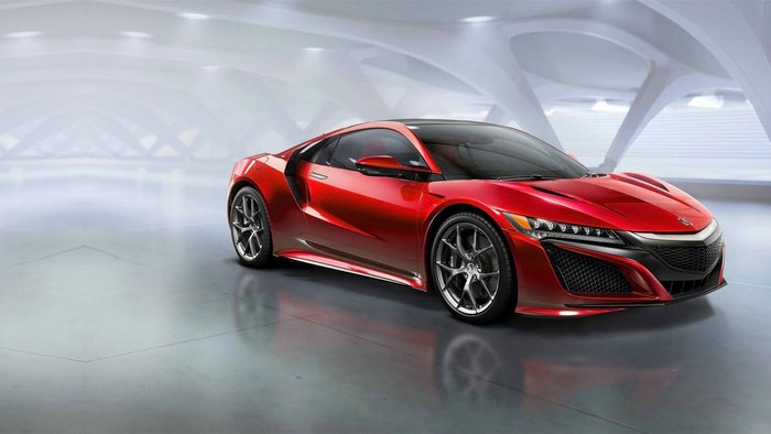 REVOLVE ADDS ACURA NSX TO ITS COLLECTION